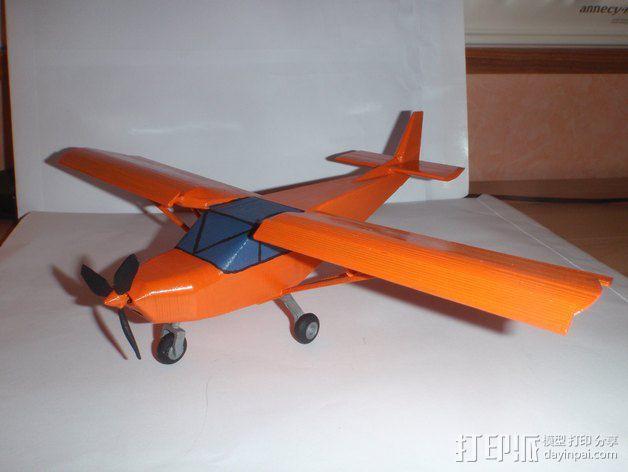 CH 701飞机 3D模型  图10