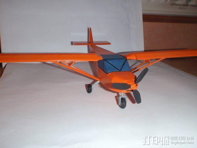 CH 701飞机 3D模型  图11