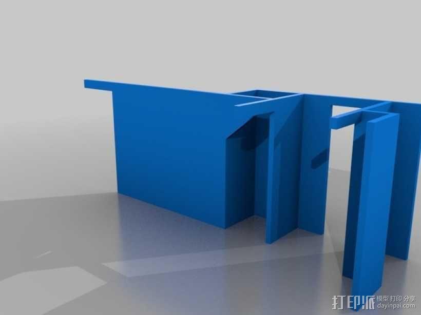 1:50房屋 3D模型  图14