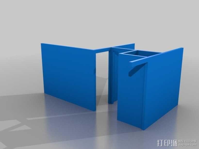 1:50房屋 3D模型  图26