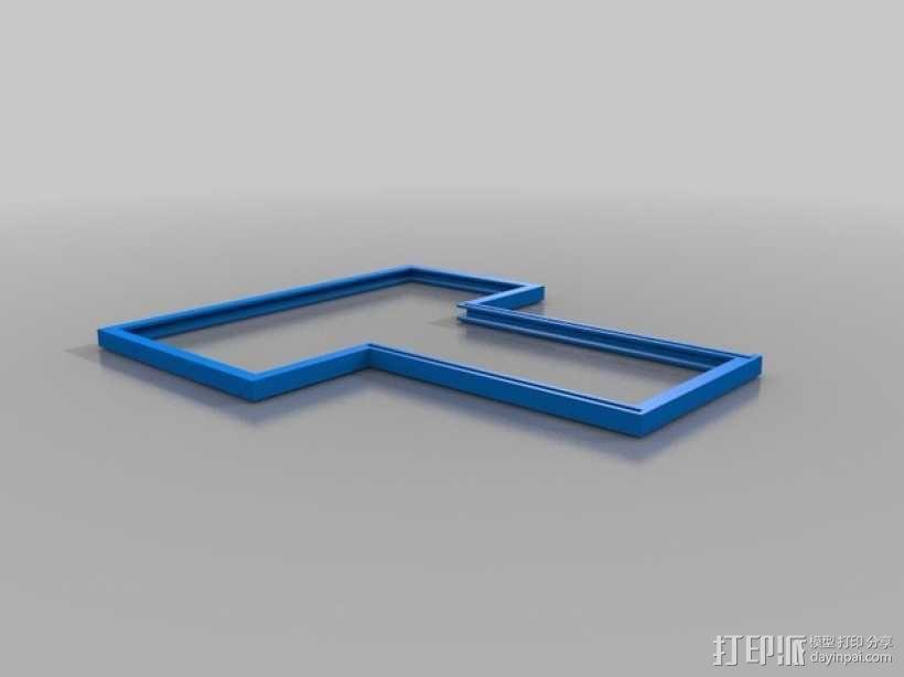 1:50房屋 3D模型  图38