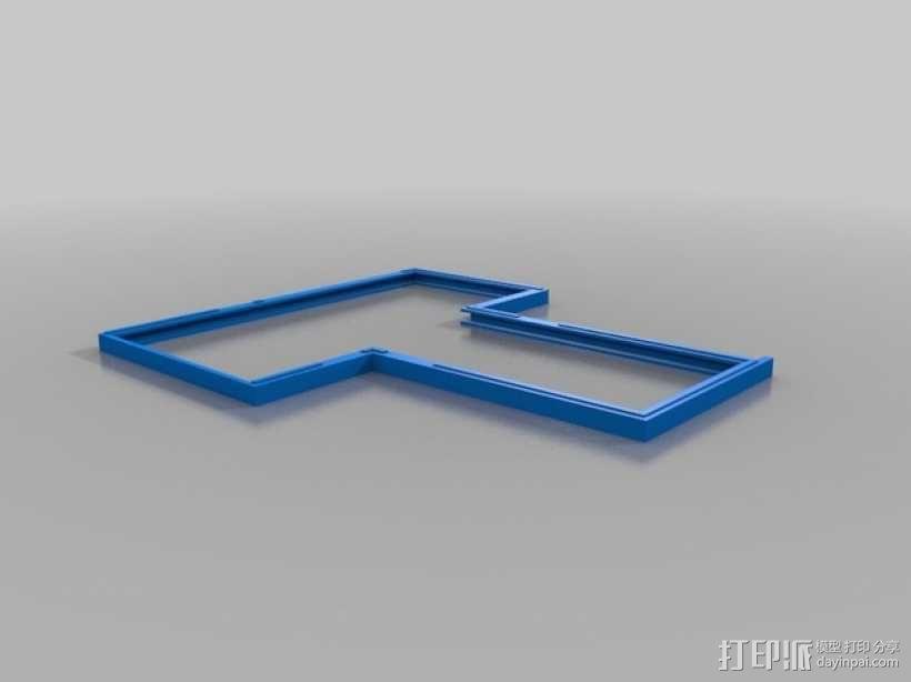 1:50房屋 3D模型  图48