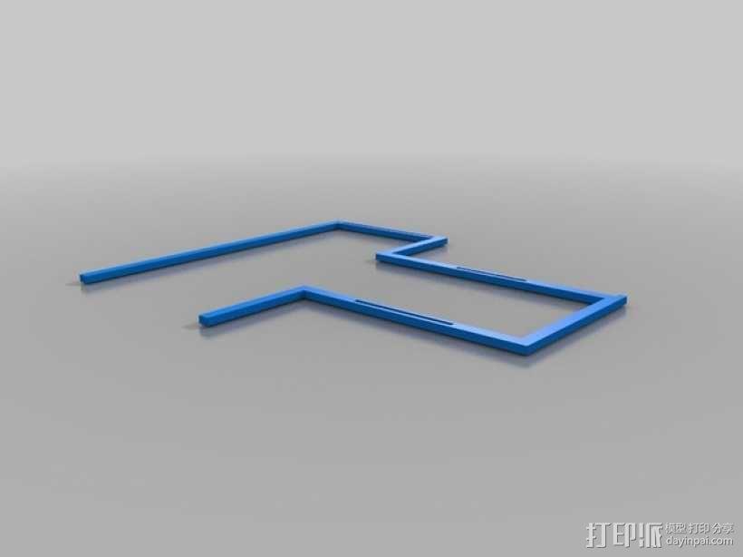 1:50房屋 3D模型  图51