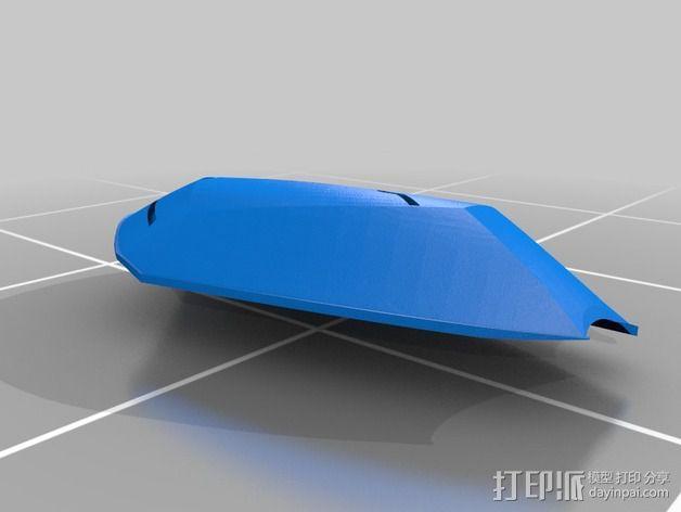 全尺寸钢铁侠 3D模型  图8