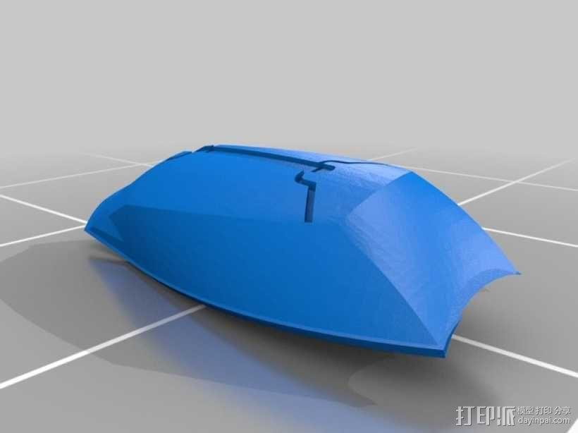 全尺寸钢铁侠 3D模型  图10