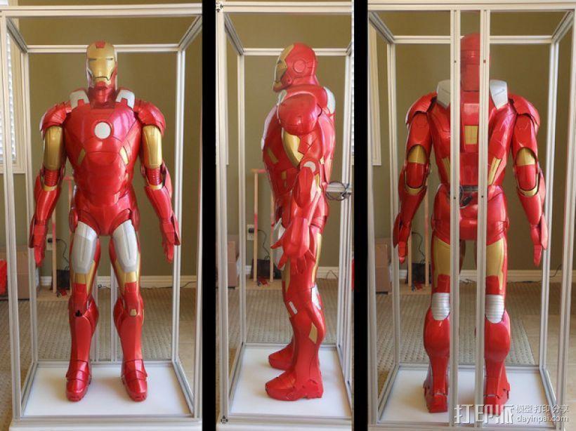 全尺寸钢铁侠 3D模型  图12