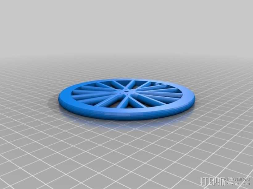 自行车 3D模型  图6