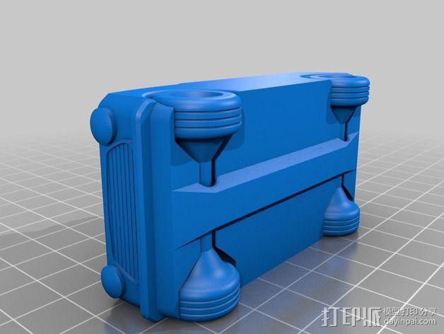 玩具车 3D模型  图6