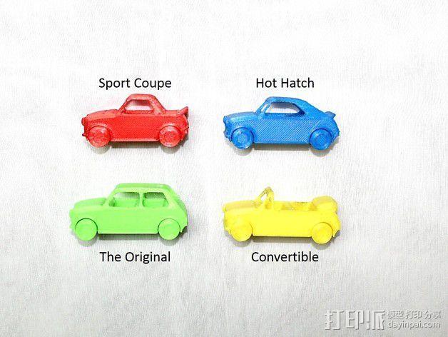 玩具车 3D模型  图5