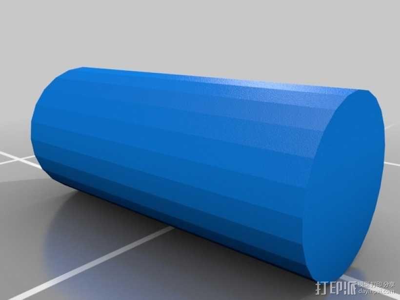 蒸汽机车 3D模型  图14