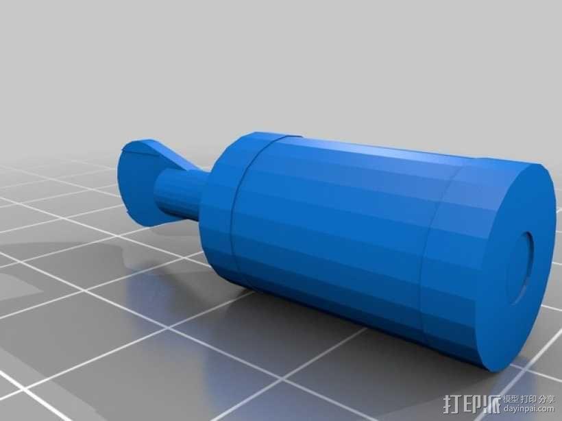 蒸汽机车 3D模型  图18