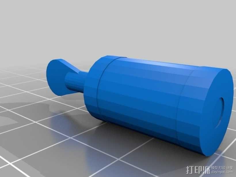蒸汽机车 3D模型  图16