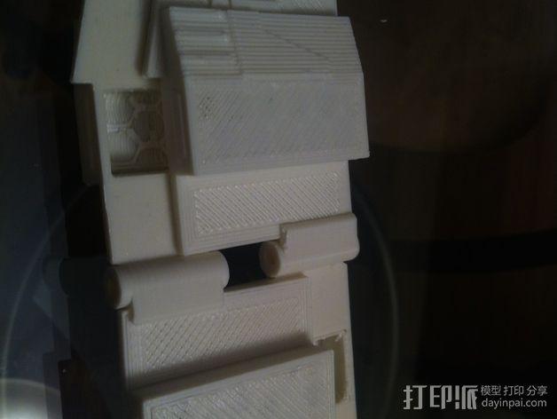 《星球大战》X翼战斗机 3D模型  图18