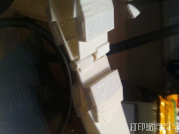 《星球大战》X翼战斗机 3D模型  图20