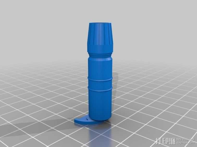《星球大战》X翼战斗机 3D模型  图41