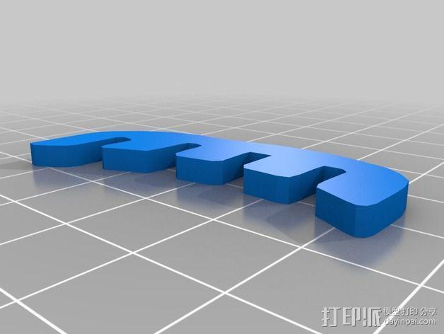 金鱼 - 3D拼图 3D模型  图24