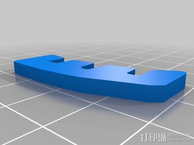 金鱼 - 3D拼图 3D模型  图27