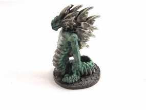 蛇怪 3D模型