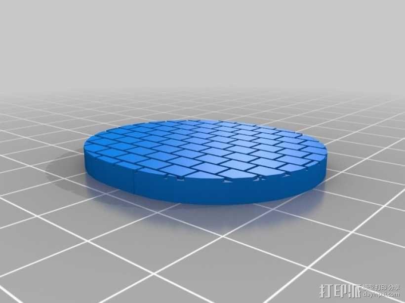 蛇怪 3D模型  图3