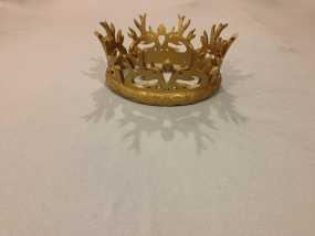 《权力的游戏》:王冠 3D模型