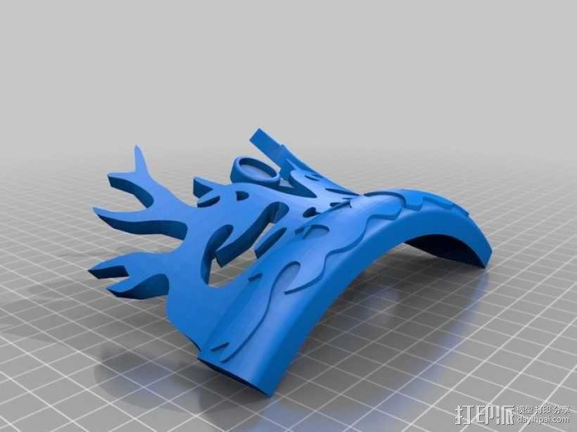 《权力的游戏》:王冠 3D模型  图4