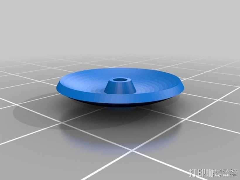 进取号星舰 3D模型  图14