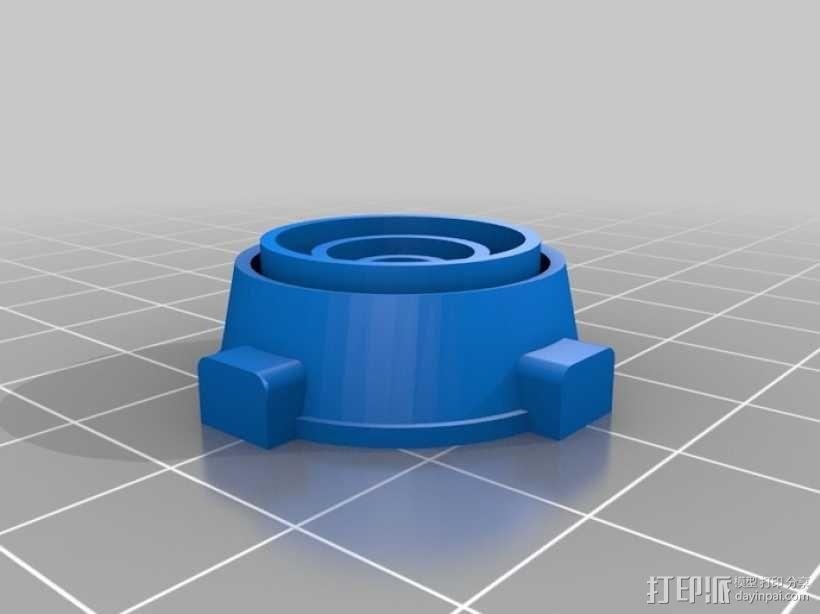 进取号星舰 3D模型  图13