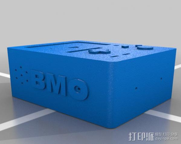 动画《探险活宝》BMO游戏机 3D模型  图2