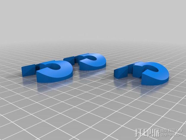 """""""雷鸟3""""飞行器 3D模型  图12"""