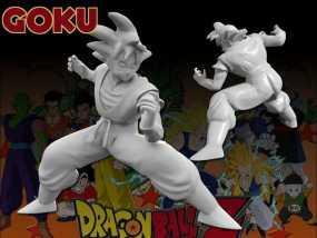 Goku 悟空 3D模型