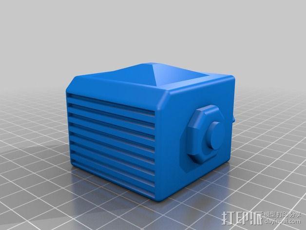 机器人 3D模型  图4