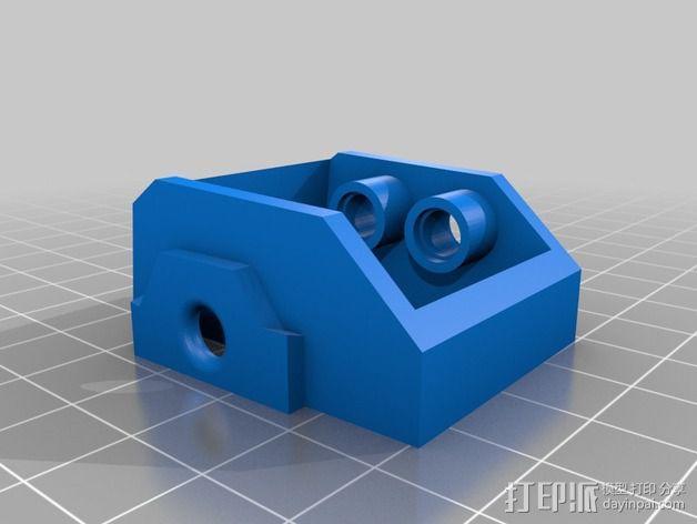 光晕4 头盔 3D模型  图13