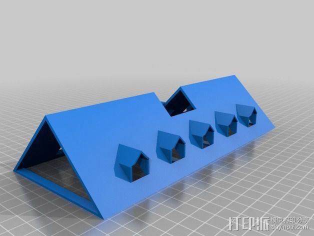波士顿议会大厦 3D模型  图7
