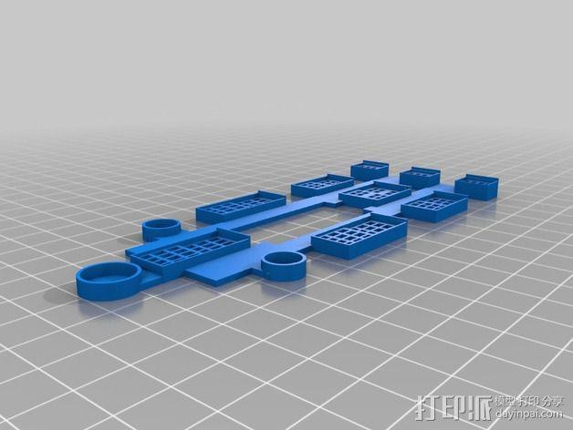 波士顿议会大厦 3D模型  图12