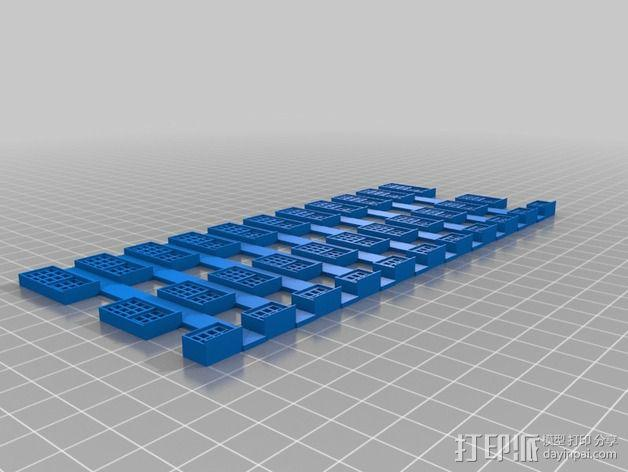 波士顿议会大厦 3D模型  图15