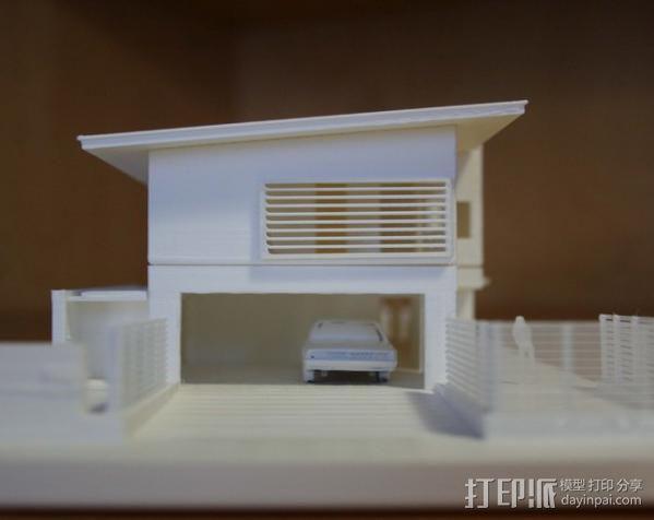 房屋模型 3D模型  图3