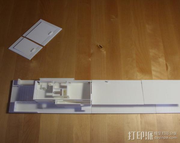 房屋模型 3D模型  图5