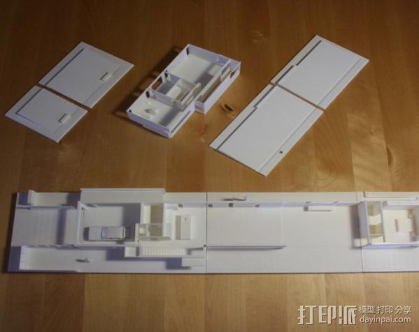 房屋模型 3D模型  图6