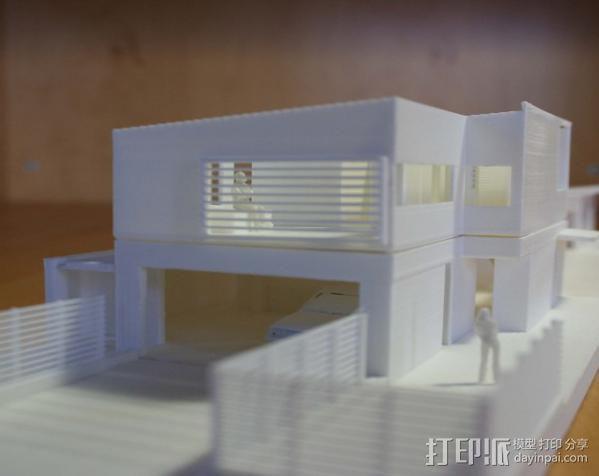 房屋模型 3D模型  图8