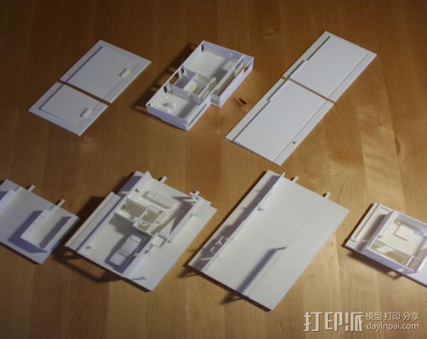 房屋模型 3D模型  图7