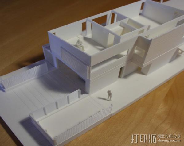 房屋模型 3D模型  图9
