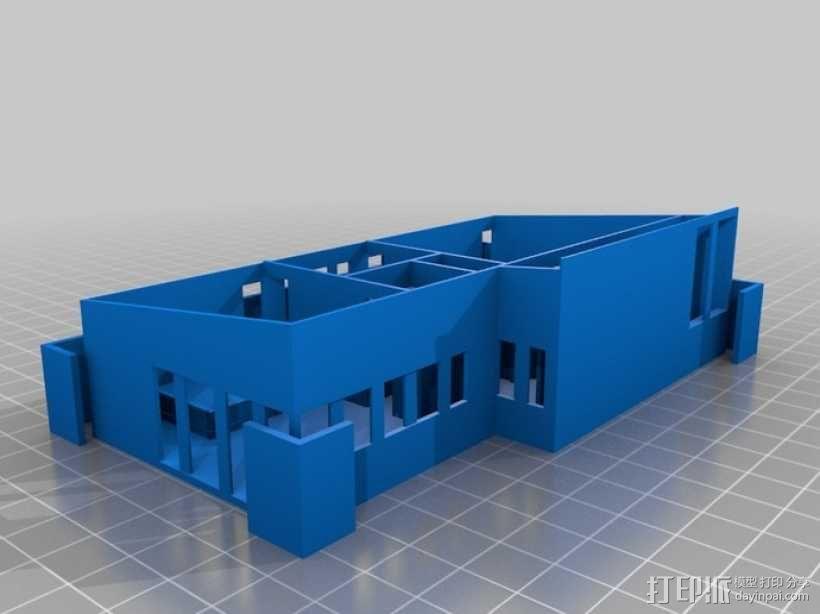 房屋模型 3D模型  图15