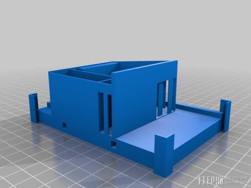 房屋模型 3D模型  图16