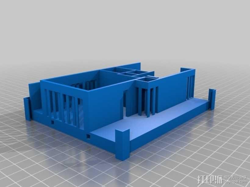 房屋模型 3D模型  图17