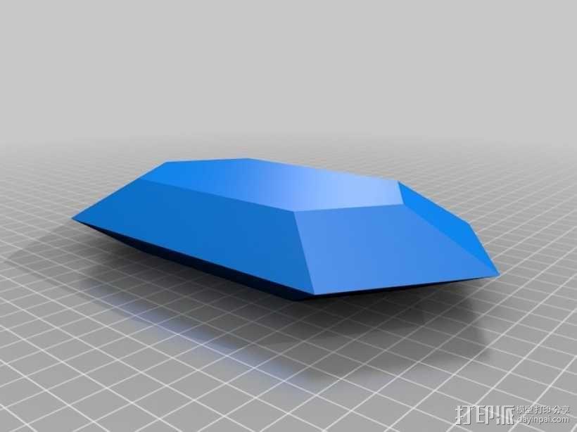 塞尔达传说 卢比 3D模型  图1