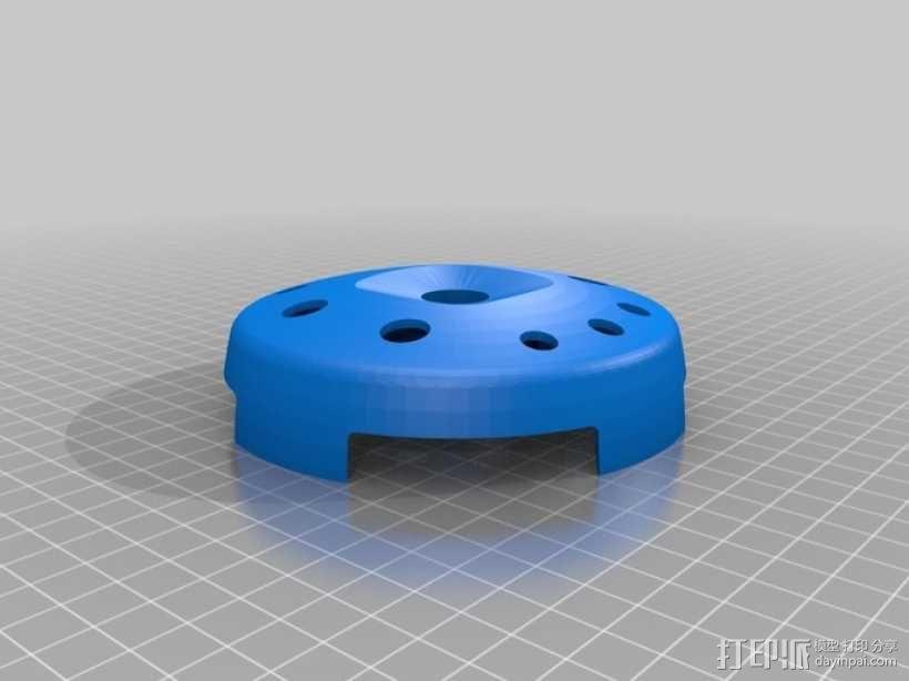 Goldeneye 007遥控地雷 3D模型  图12