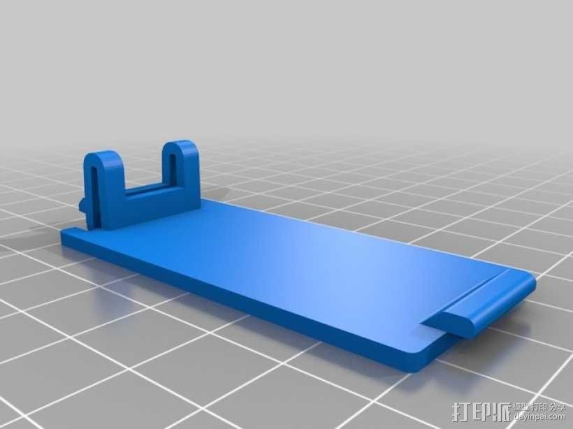 Goldeneye 007遥控地雷 3D模型  图15