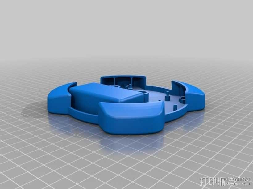 Goldeneye 007遥控地雷 3D模型  图17