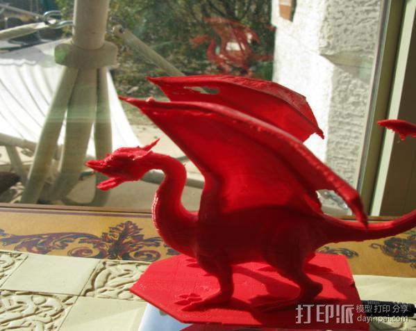 喷火龙模型 3D模型  图2