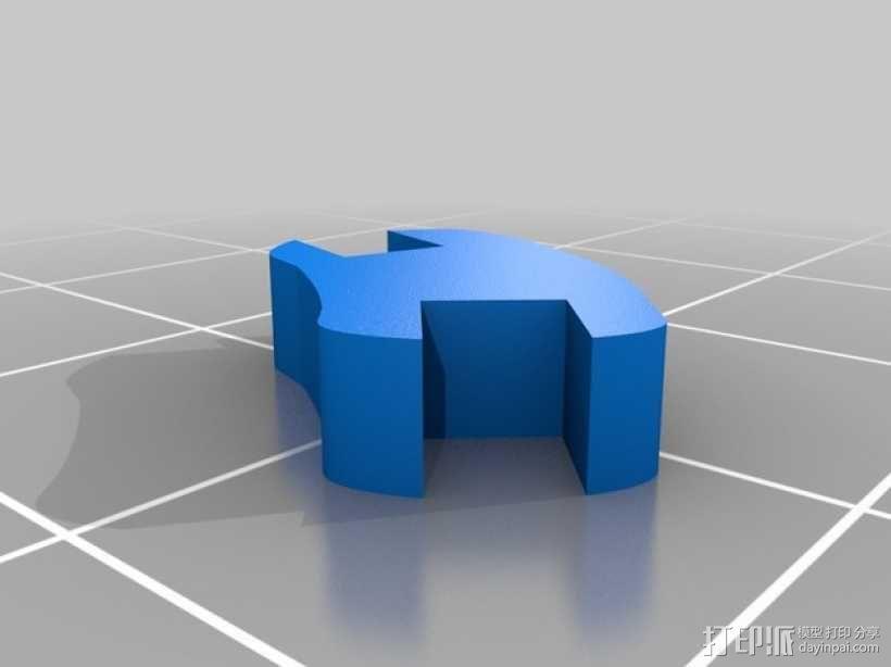 蜜蜂模型 3D模型  图2